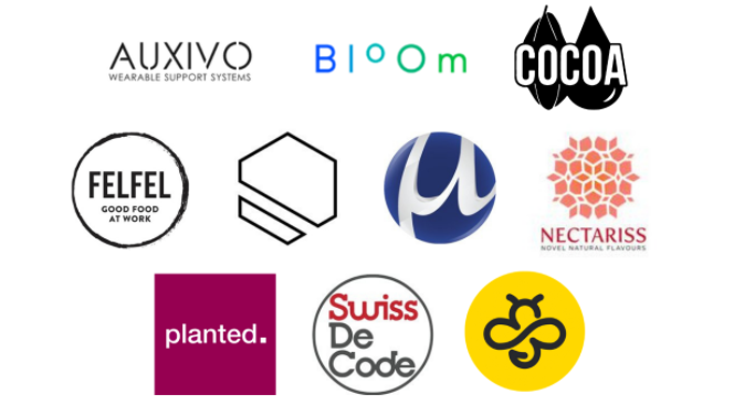 10 Swiss Startups Deconstructing Food and Food Production
